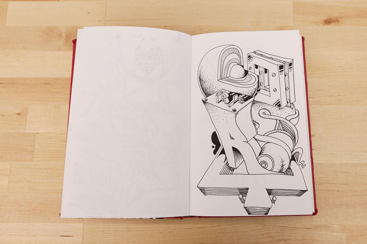 Image of Pen & Paper: Gorey