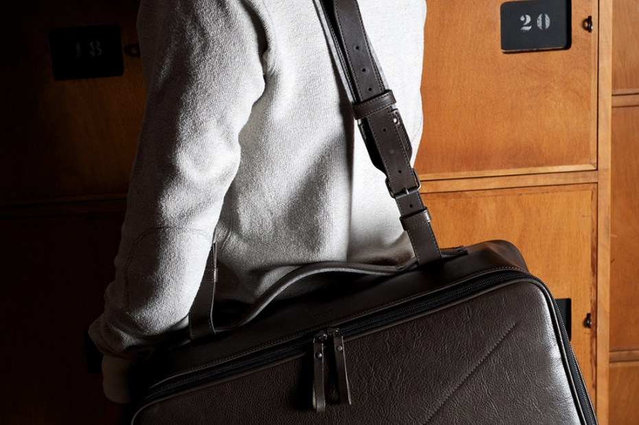 Image of hard graft Carry On Suitcase