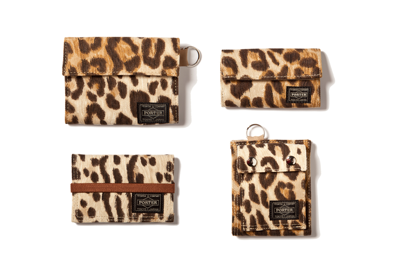 """Image of Head Porter 2013 Spring/Summer """"Leopard"""" Collection"""