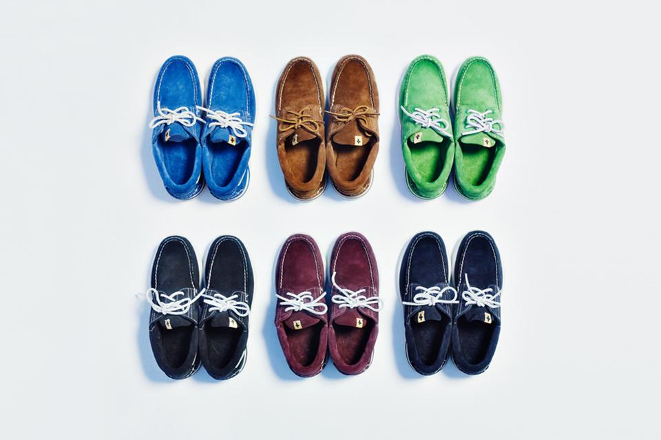 "Image of honeyee: visvim 2013 ""Colors in Summer"" Collection"
