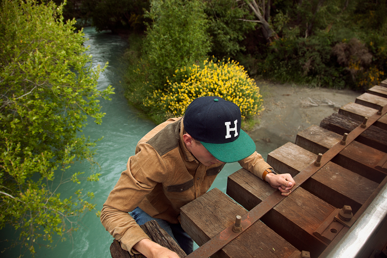 "Image of Huffer 2013 Fall/Winter ""Uphill Battles"" Lookbook"