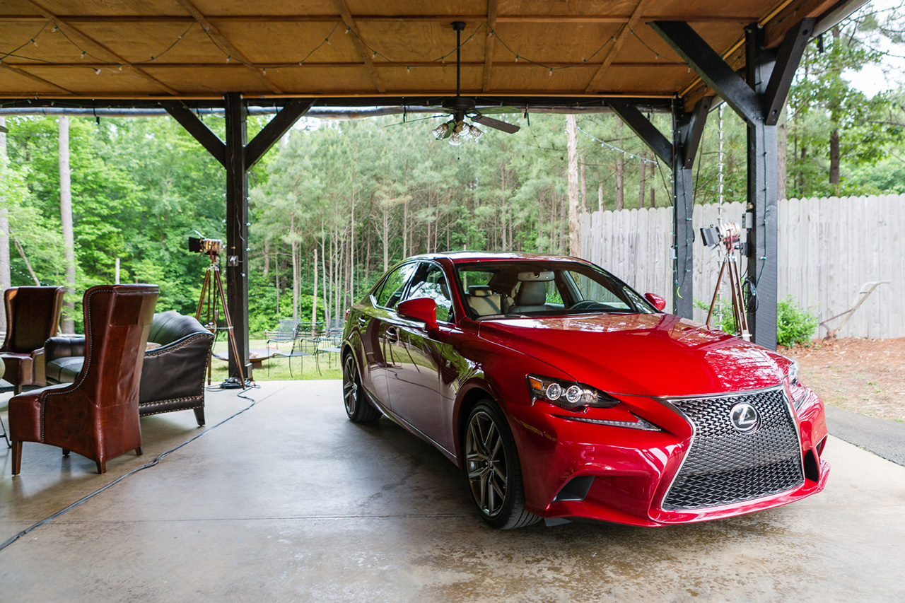 Image of HYPEBEAST Take a Ride with the New 2014 Lexus IS Series