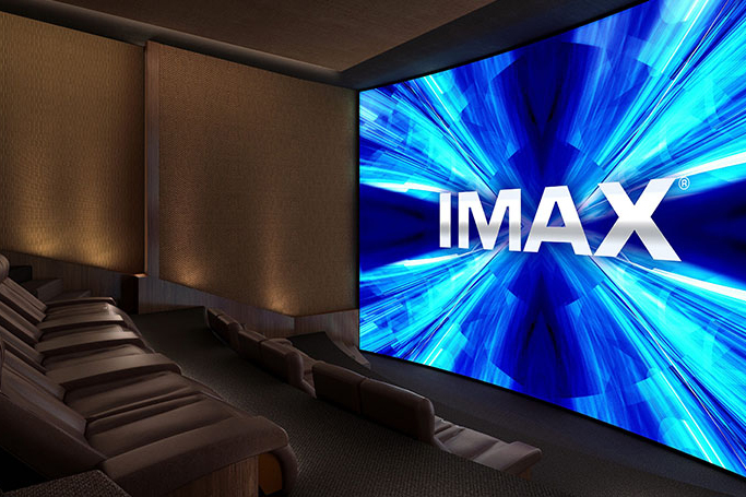 Image of IMAX Introduces the Private Theater