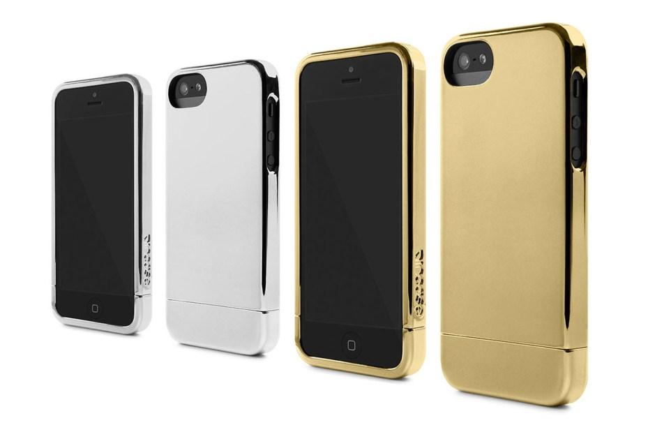 Image of Incase iPhone 5 Chrome Slider Case