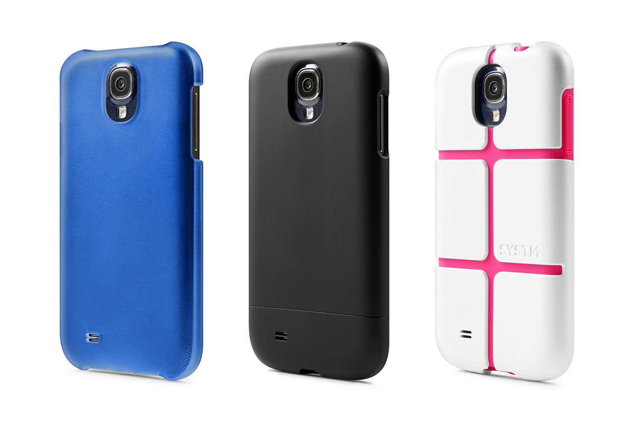 Image of Incase Presents its First Designs for the Samsung GALAXY S4