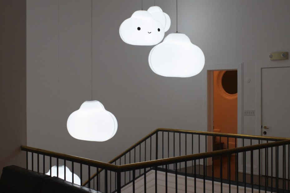 "Image of ""Into the Clouds"" Light Installation"