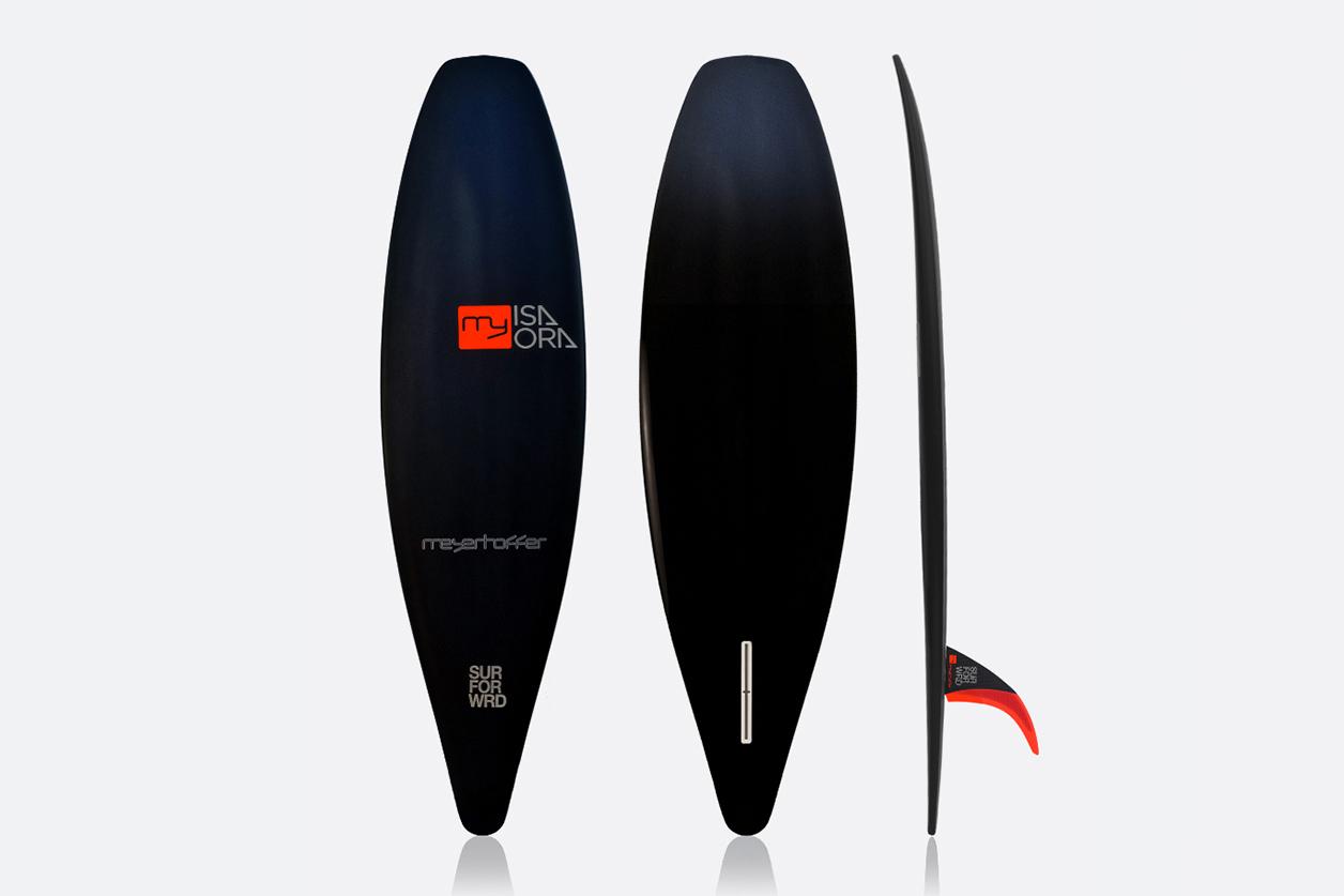Image of ISAORA x Meyerhoffer Slip In 6.6 Surfboard