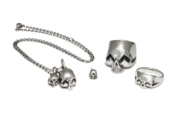 """Image of JAM HOME MADE 2013 Spring """"Smile Skull"""" Collection"""