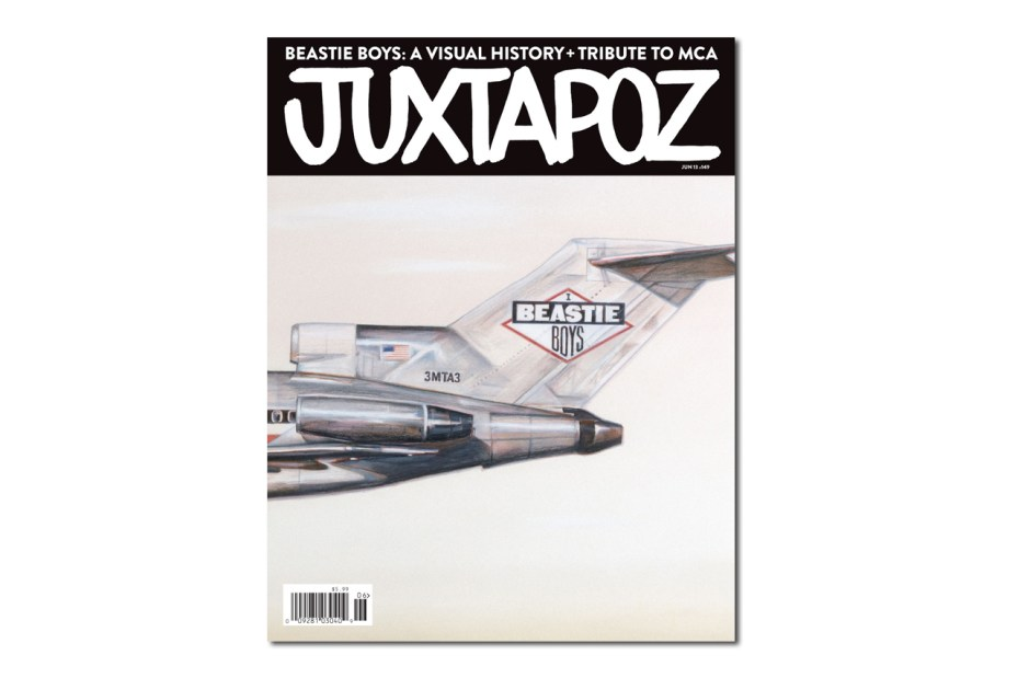 """Image of Juxtapoz Magazine """"Beastie Boys: Visual History + Tribute To MCA"""" Issue Preview"""