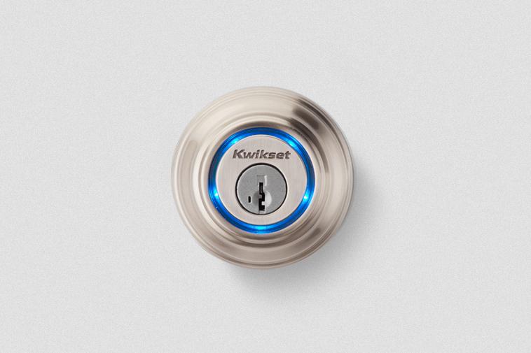 Image of Kwikset Allows Your Smartphone to Unlock Your Door