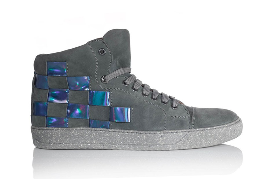 Image of Lanvin 2013 Fall/Winter High Top Sneaker Collection