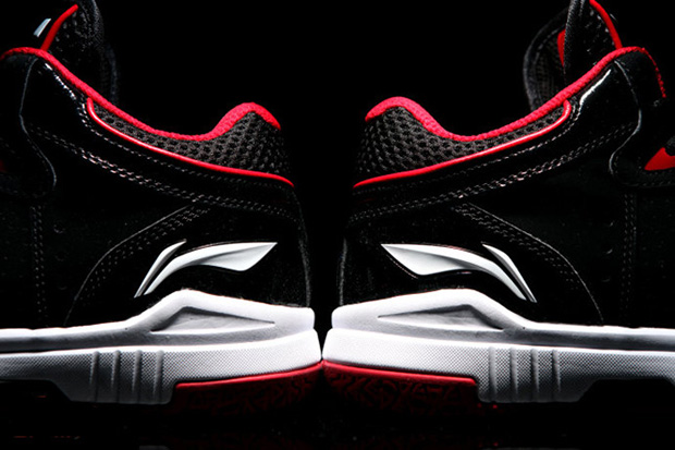 Image of Li-Ning Wade All City Black/Red