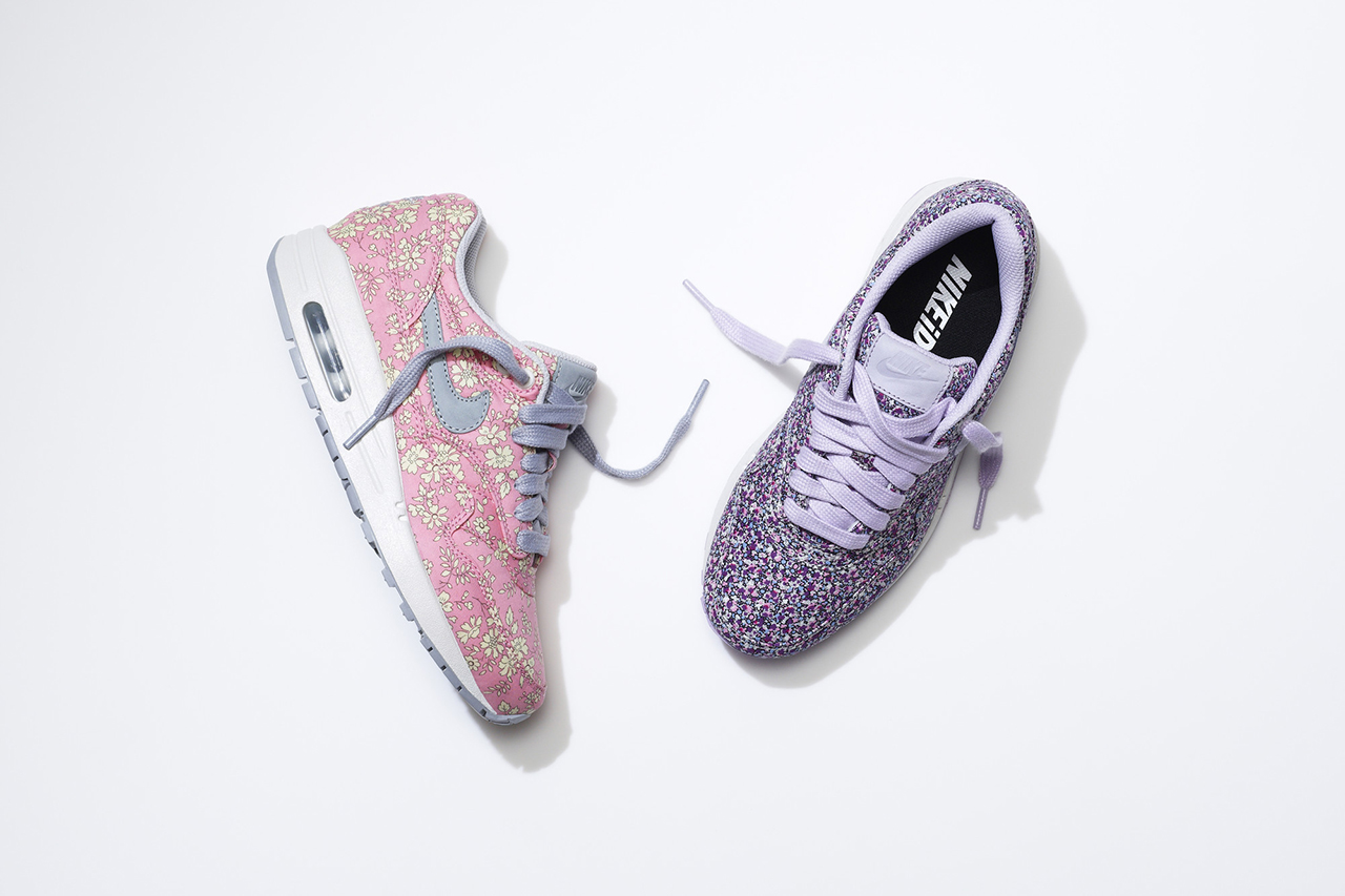 Image of Liberty x NIKEiD 2013 Summer Collection