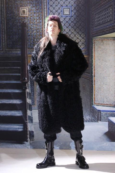 Image of Loewe x COMME des GARCONS JUNYA WATANABE MAN 2013 Fall/Winter Lookbook