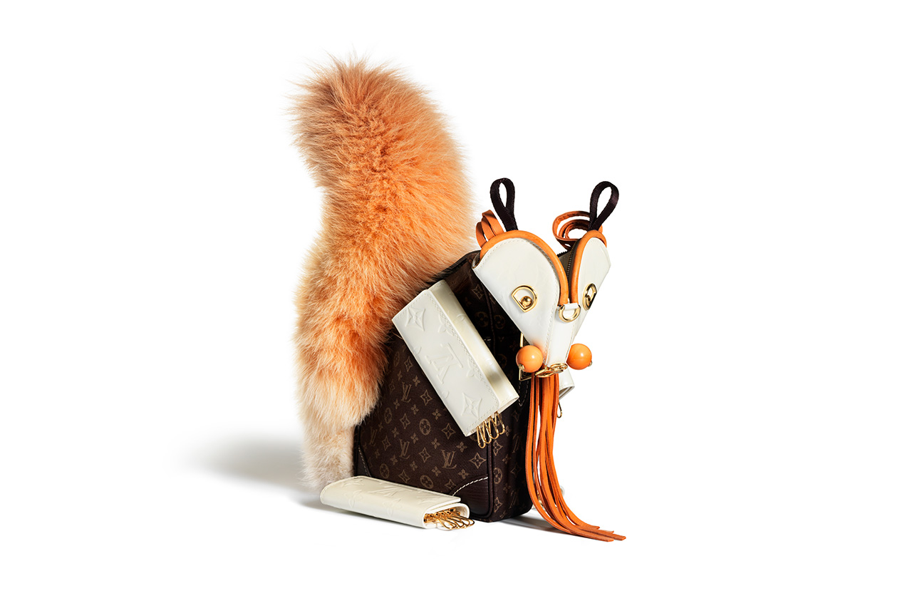 "Image of Louis Vuitton ""Traveling Curiosities"" Exhibition"