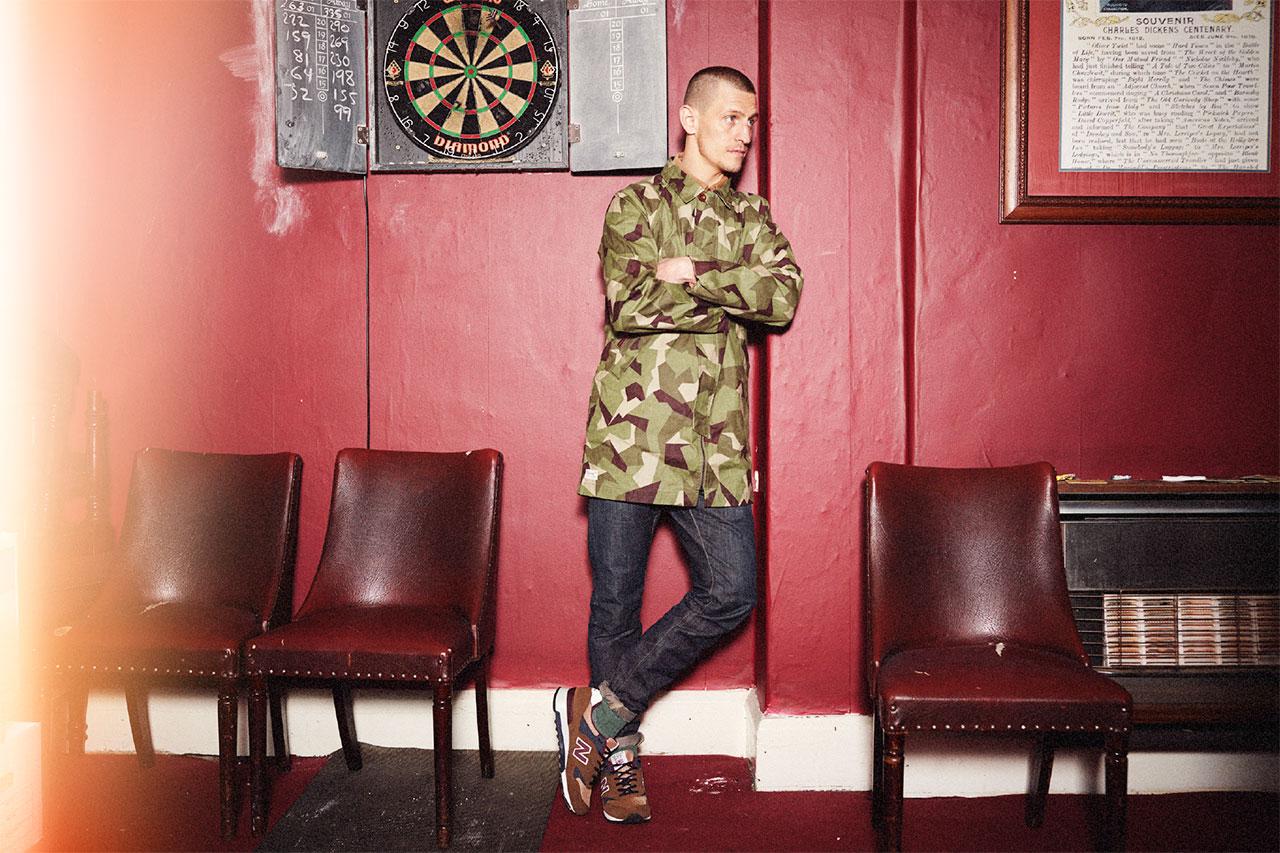 Image of Marshall Artist 2013 Fall/Winter Lookbook