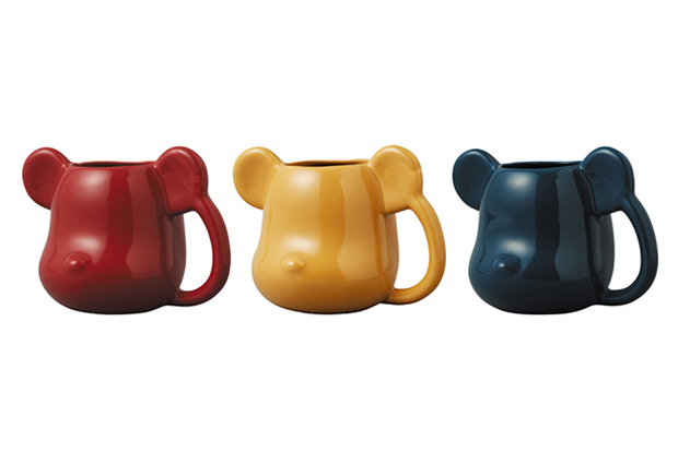 Image of Medicom Toy Bearbrick Mugs