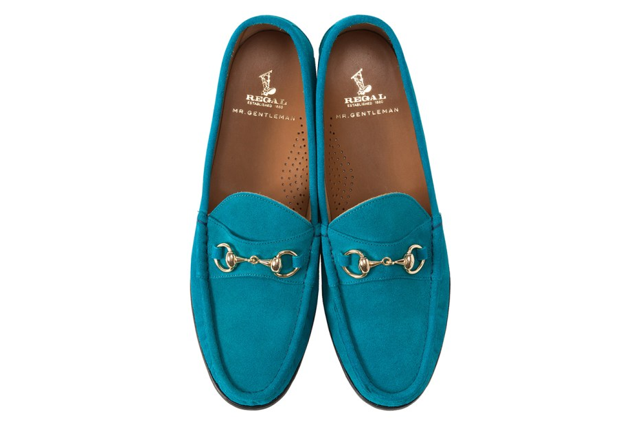 Image of MR. GENTLEMAN x Regal Bit Loafers