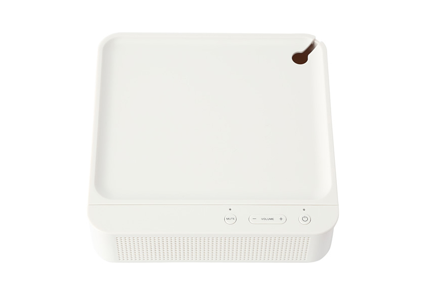 Image of MUJI Smartphone Charging Tray & Bluetooth Speaker