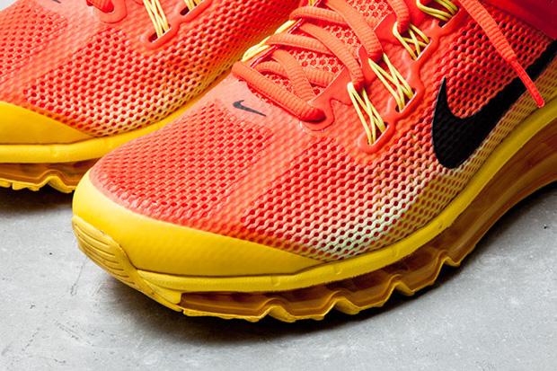 "Image of Nike Air Max+ 2013 ""Sunrise"""
