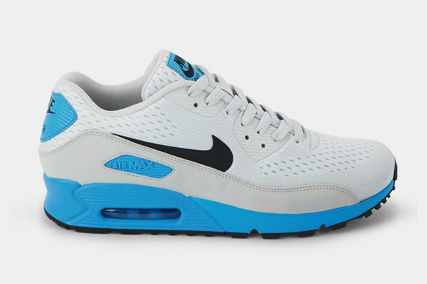 Image of Nike Air Max 90 EM Blue/Grey