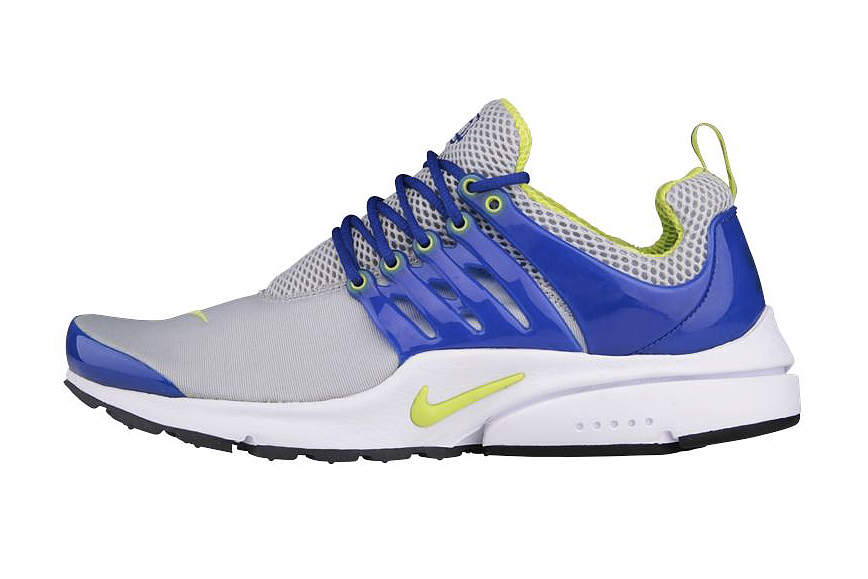 Image of Nike Air Presto Cyber Yellow/Hyper Blue