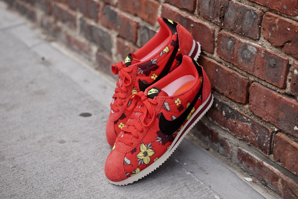 Image of Nike Cortez QS Floral Pack