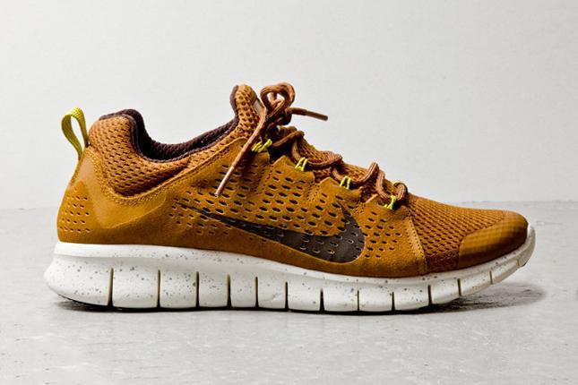 Image of Nike Free Powerlines+ II Almond Brown