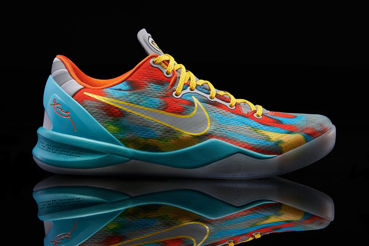 "Image of Nike Kobe 8 System ""Venice Beach"""