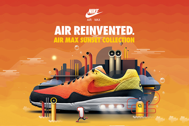"Image of Nike Launches the ""Air Max Hunt"" on May 23 in San Francisco and New York"