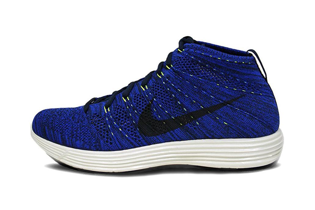 "Image of Nike Lunar Flyknit Chukka ""Dark Obsidian"""