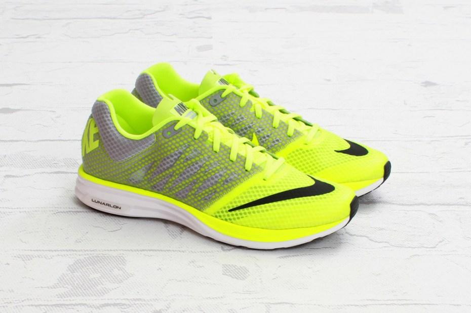 Image of Nike LunarSpeed+ Volt/Wolf Grey