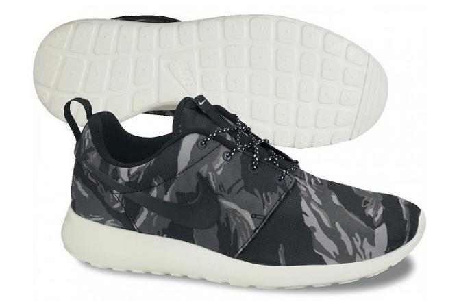 """Image of Nike Roshe Run GPX """"Black Tiger Camo"""""""