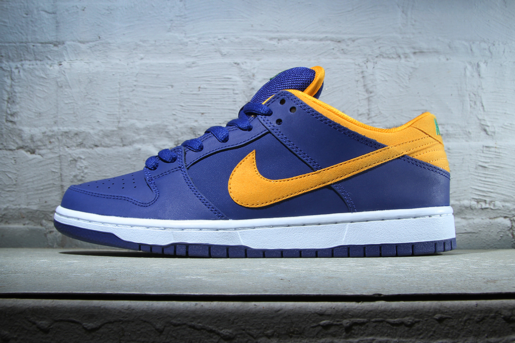 Image of Nike SB Dunk Low Pro Deep Royal Blue