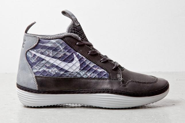 Image of Nike Solarsoft Chukkasin Black/Wolf Grey