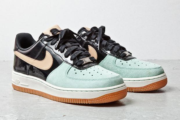 "Image of Nike Sportswear Air Force 1 ""Mint Toe"""