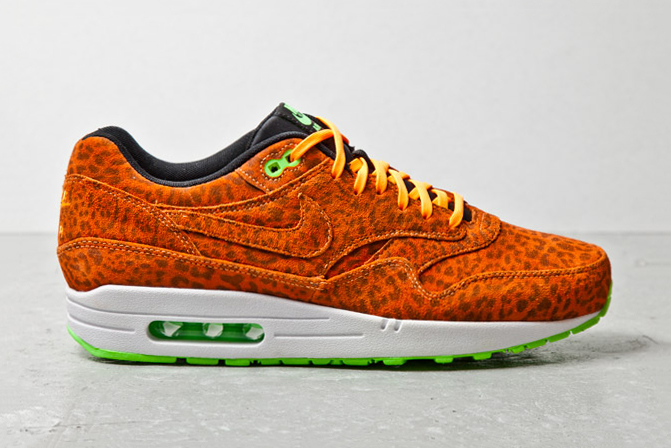 "Image of Nike Sportswear Air Max 1 FB ""Orange Leopard"""