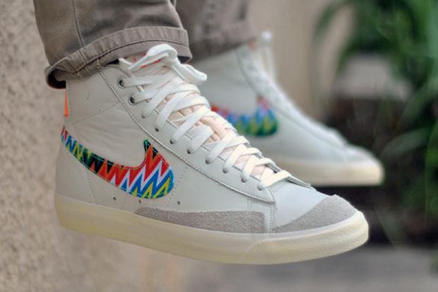 """Image of Nike Sportswear Blazer '77 """"Zig-Zag"""""""