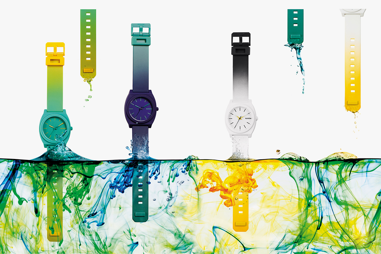 Image of Nixon The Time Teller P Dip-Dye Collection