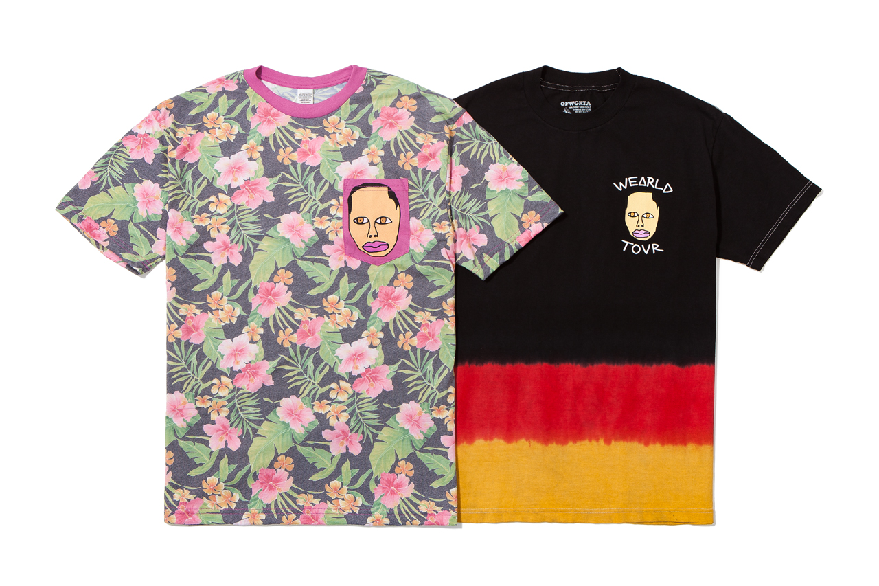 Image of Odd Future 2013 Spring/Summer Collection - Delivery 2