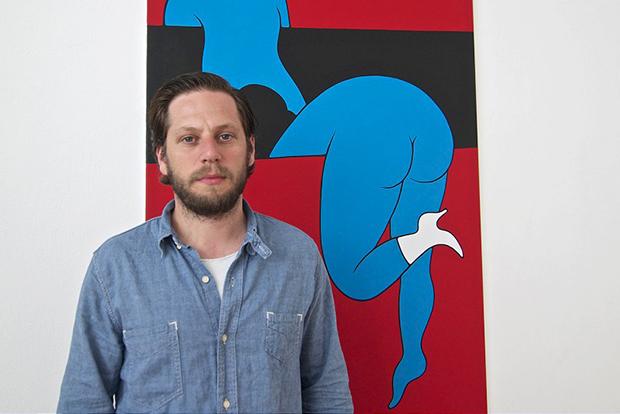 """Image of Parra """"Il Senso di Colpa"""" @ Galleria Patricia Armocida"""
