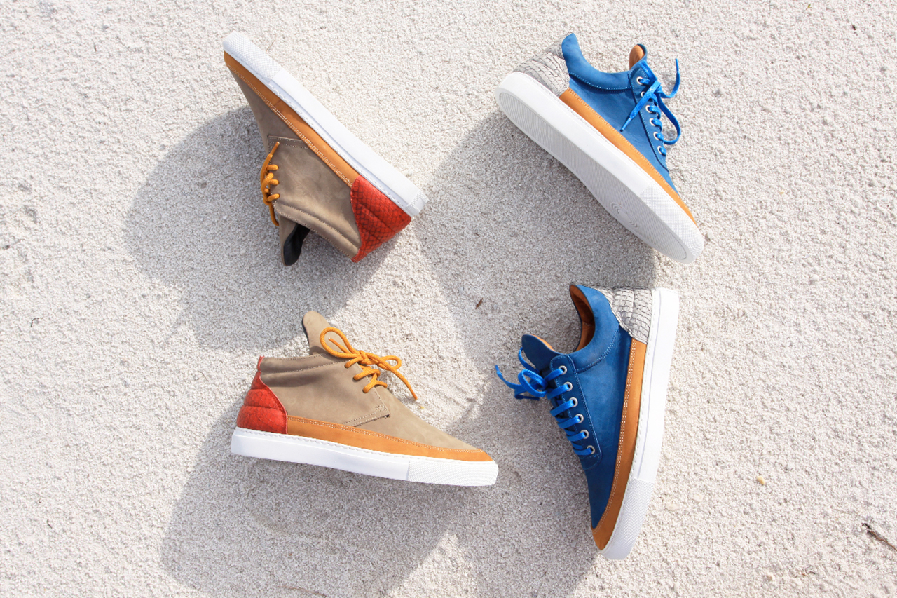 Image of POSTE x Filling Pieces 2013 Summer Collection
