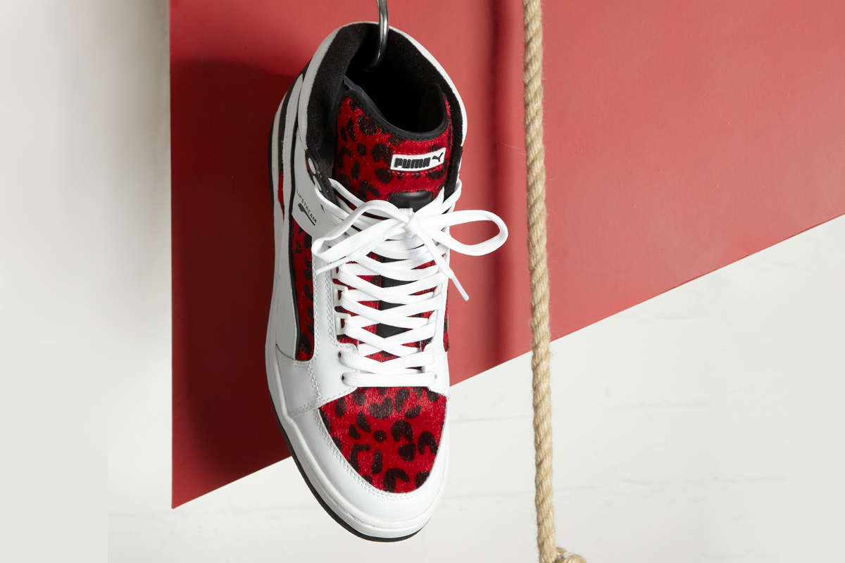 "Image of PUMA 2013 Fall/Winter Slipstream ""Animal"" Preview"