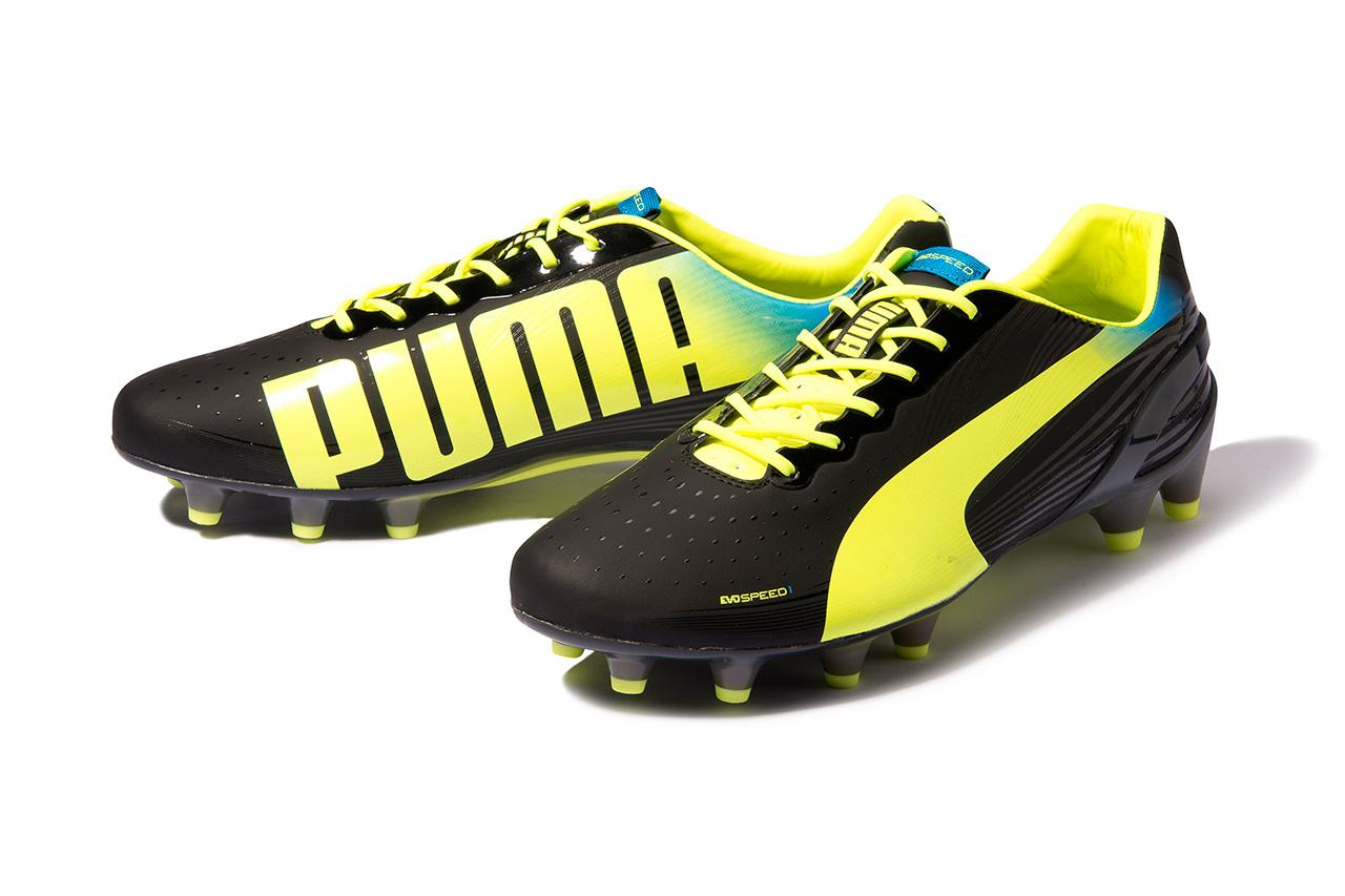 Image of PUMA evoSPEED 1.2 FG Soccer Boot