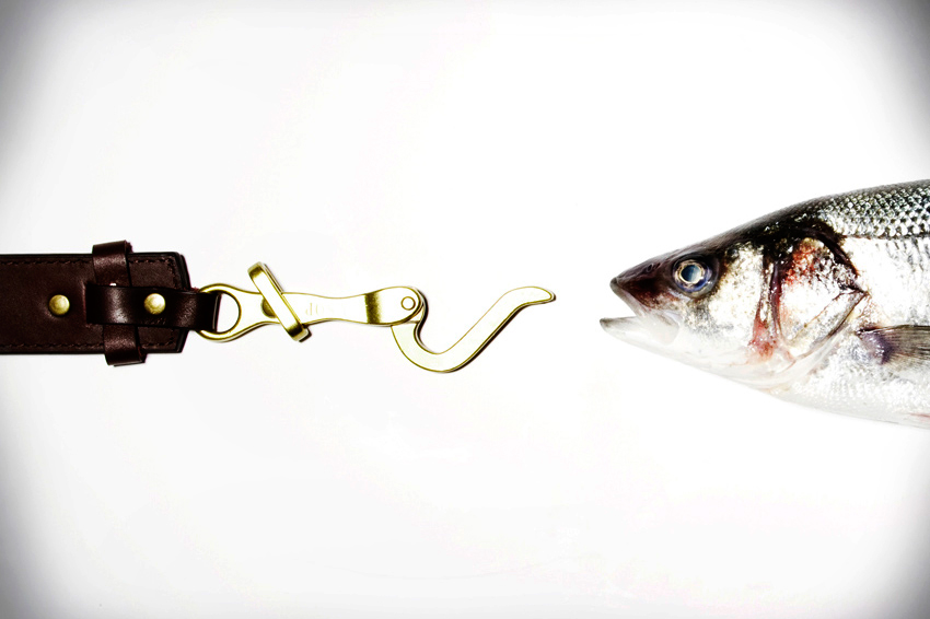 Image of Raekwon x Akomplice Pelican Belt