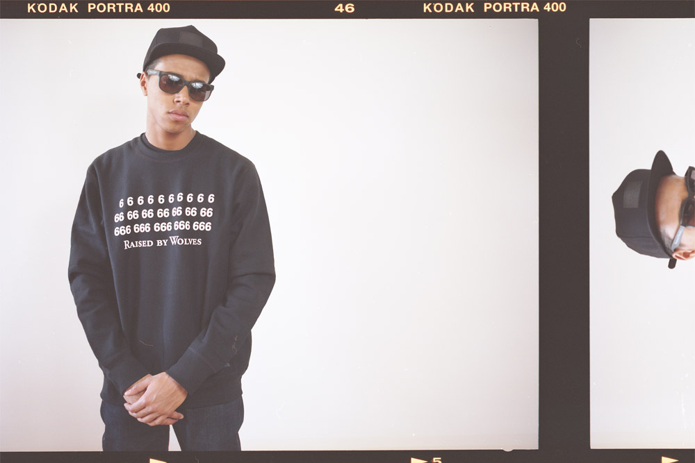 Image of Raised by Wolves 2013 Spring/Summer Lookbook