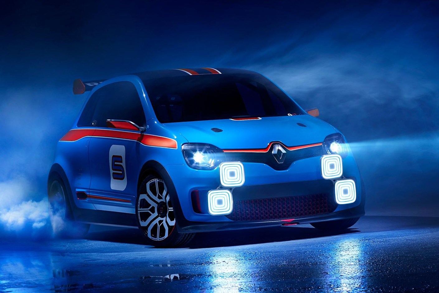 Image of Renault Twin'Run Concept Officially Revealed