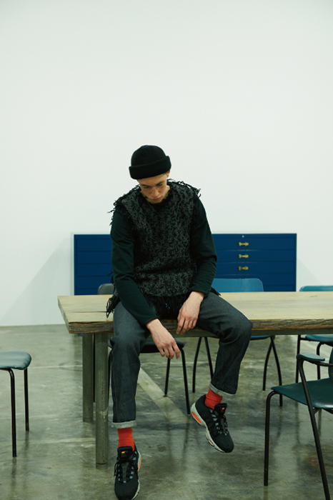 Image of SASQUATCHfabrix. 2013 Fall/Winter Lookbook