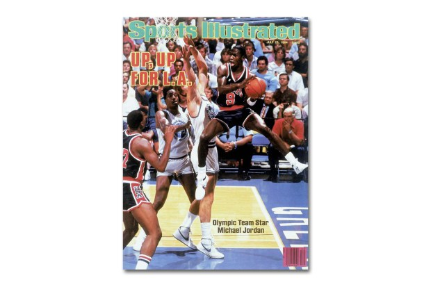 A Selection of Some of Michael Jordan&#8217;s Most Iconic Magazine Covers