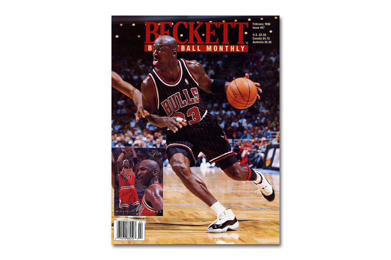 Image of A Selection of Some of Michael Jordan's Most Iconic Magazine Covers